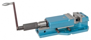 Bison 6516 Machine Vice with Hydraulic Spindle
