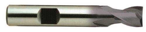 Clarkson M42 HSSCo 2 Flute Milling Cutter - TiAIN Coated